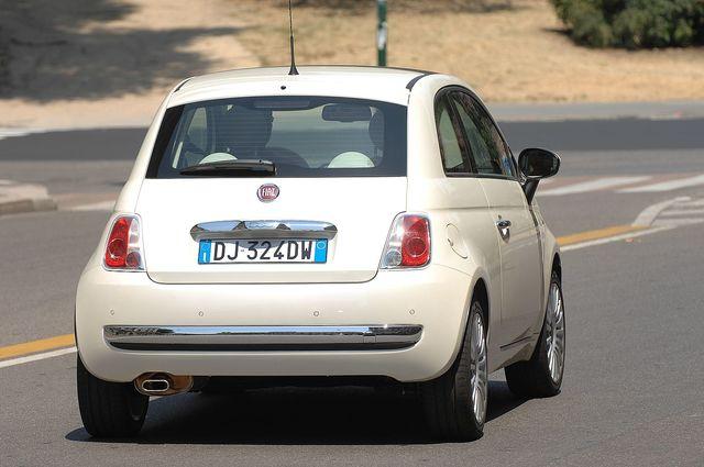 Prova Fiat 500 Scheda Tecnica Opinioni E Dimensioni 1 3 16v Multijet
