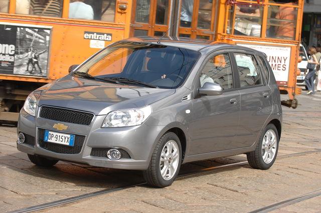 Prova Chevrolet Aveo Scheda Tecnica Opinioni E Dimensioni 12 Lt Eco