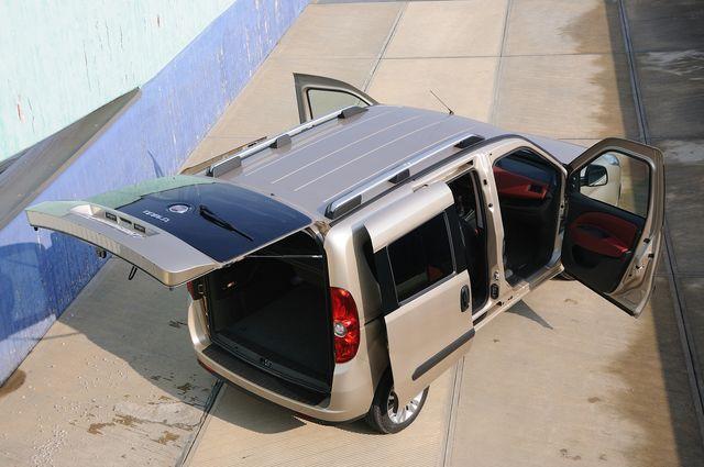 Prova Fiat Doblo Scheda Tecnica Opinioni E Dimensioni 1 6 16v