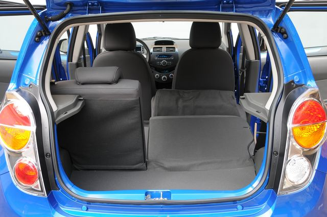 Prova Chevrolet Spark Scheda Tecnica Opinioni E Dimensioni 1 2 Lt