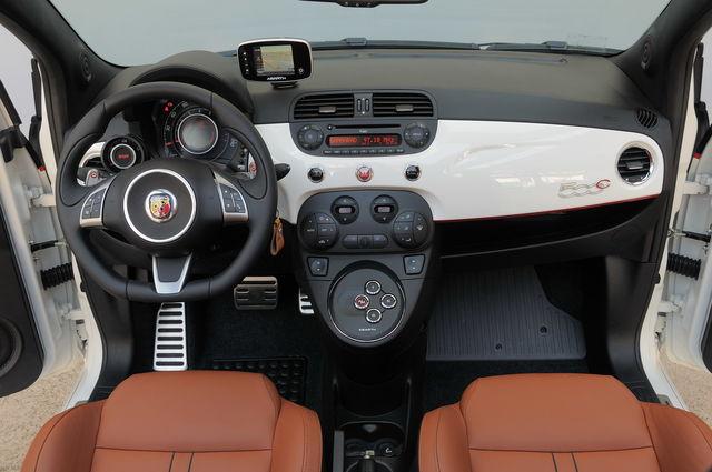 Prova Abarth 500c Scheda Tecnica Opinioni E Dimensioni 1 4 16v Turbo