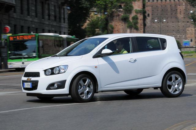 Prova Chevrolet Aveo Scheda Tecnica Opinioni E Dimensioni 12 86 Cv