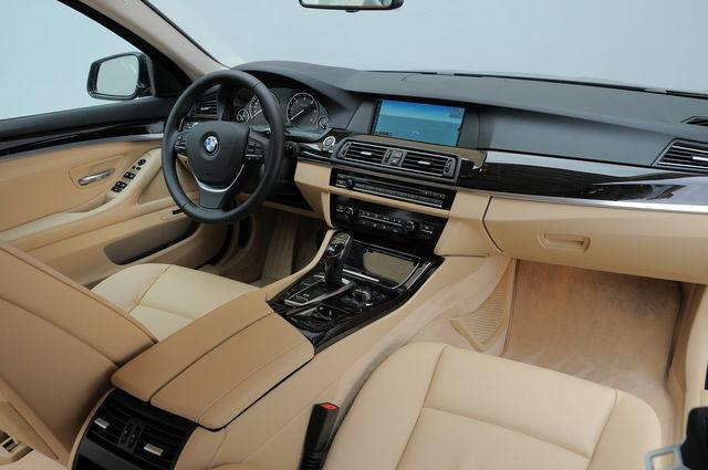Prova Bmw Serie 5 Touring Scheda Tecnica Opinioni E Dimensioni 525d