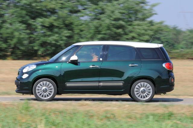 Prova Fiat 500l Living Scheda Tecnica Opinioni E