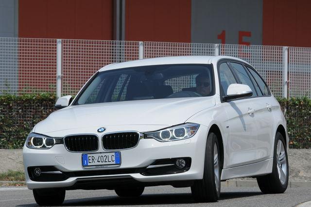 Prova Bmw Serie 3 Touring Scheda Tecnica Opinioni E