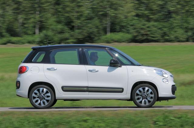 Prova Fiat 500l Scheda Tecnica Opinioni E Dimensioni 1 3