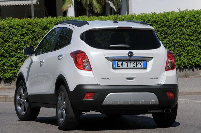 Opel Mokka 1.4 Turbo GPL Tech: prezzi, foto e consumi