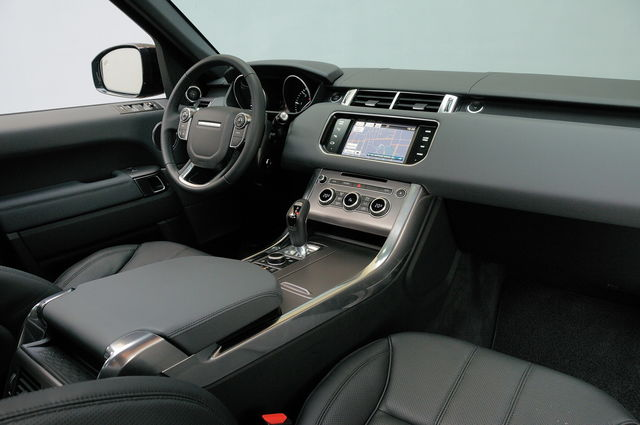 Prova Land Rover Range Rover Sport Scheda Tecnica Opinioni