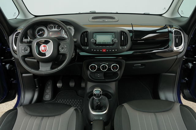 Prova Fiat 500l Scheda Tecnica Opinioni E Dimensioni 1 4 T Jet