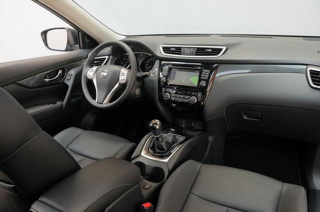 Prova Nissan X-Trail scheda tecnica opinioni e dimensioni ...