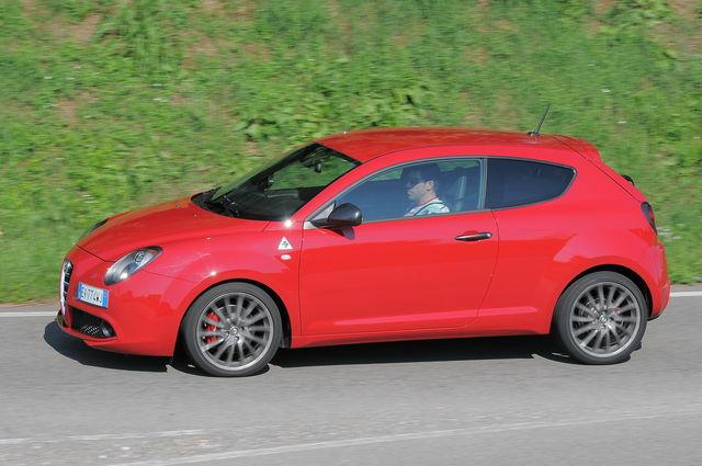 Alfa Romeo Mito Q.V.