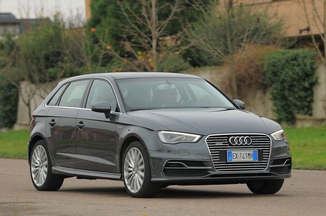 Prova audi a3 sportback scheda tecnica opinioni e for Audi a3 e tron scheda tecnica
