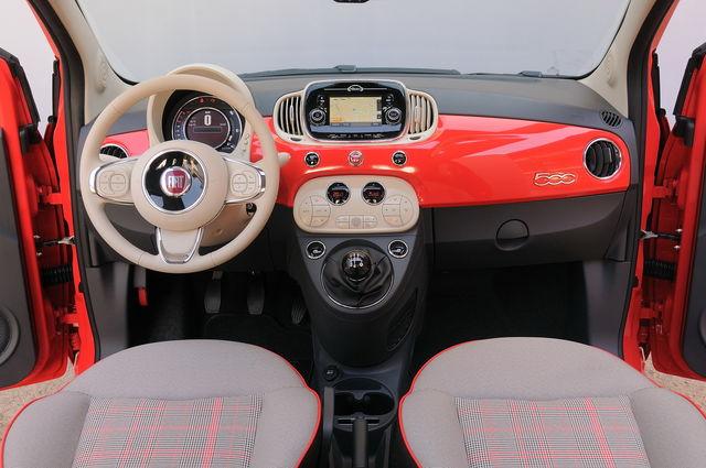 Prova Fiat 500 Scheda Tecnica Opinioni E Dimensioni 1 2 Lounge