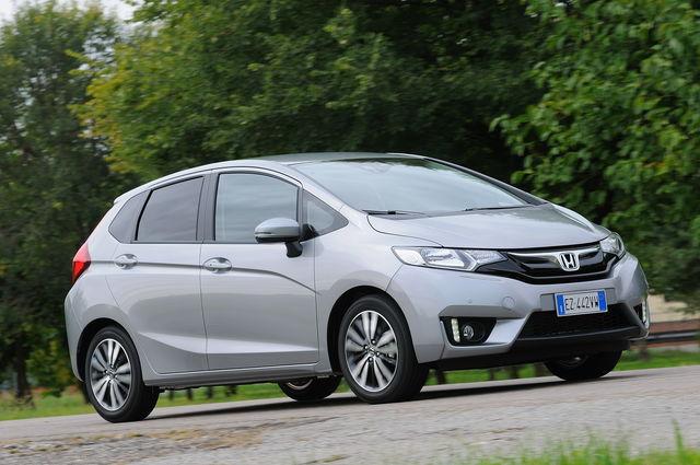 Prova Honda Jazz Scheda Tecnica Opinioni E Dimensioni 13 I Vtec