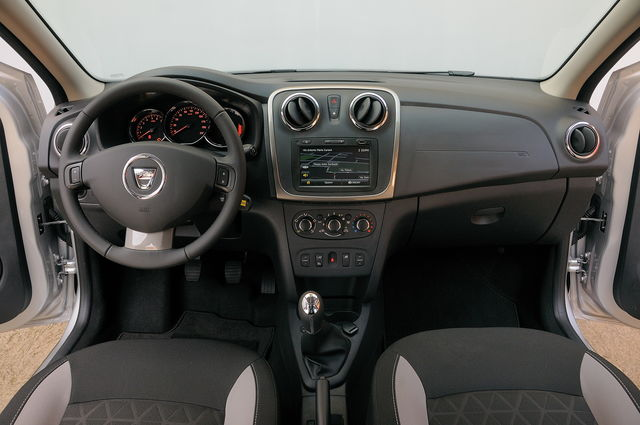 Prova Dacia Sandero Stepway Scheda Tecnica Opinioni E