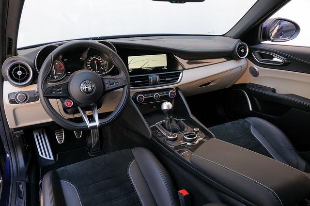 Prova Alfa Romeo Giulia scheda tecnica opinioni e ...