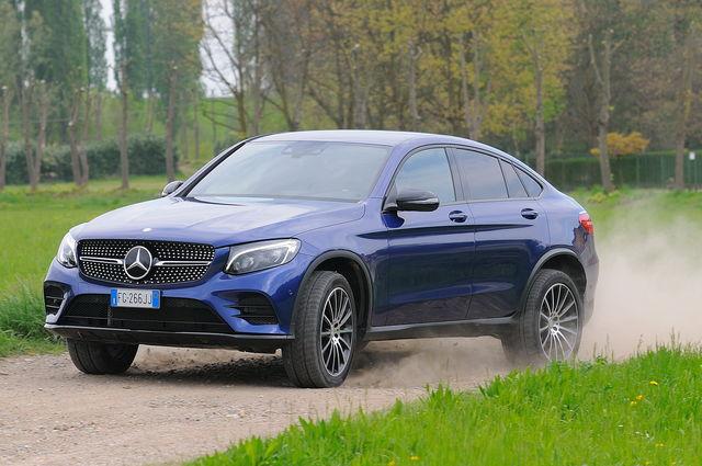 Prova Mercedes Glc Coupe Scheda Tecnica Opinioni E