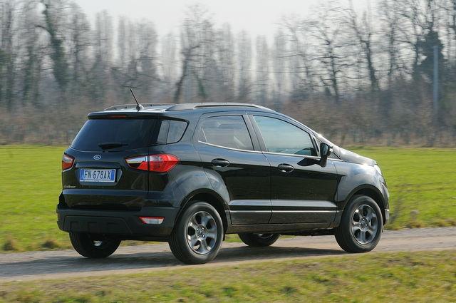 Prova Ford Ecosport 1.5 Diesel | AUTOINTHECITY