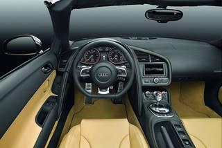 Audi r8 spider 5.2 v10 23