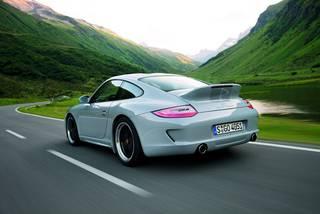 Porsche 911 sportclassic 4