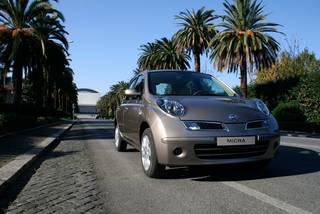 Nissan micra 2008 1