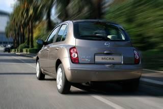Nissan micra 2008 2