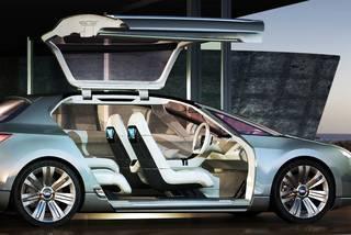 Subaru hybrid tourer concept 15
