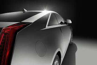 Cadillac cts coupe 06