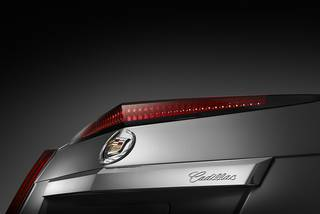 Cadillac cts coupe 07