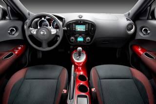 Nissan juke interni 11