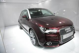 Audi a1 ginevra 2010 01