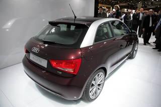 Audi a1 ginevra 2010 03