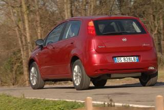 Fiat grande punto natural power 08
