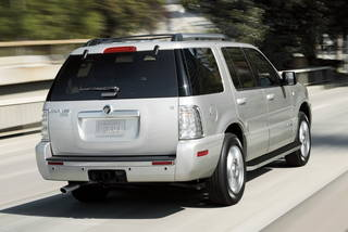 Mercury mountaineer 2