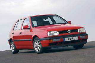 Volkswagen golf 1991 serie 3 03