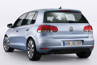 Volkswagen golf 2008 serie 6