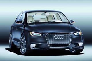Audi a1 sportback concept 2008 2