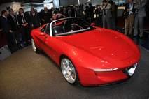Prototipi ginevra 2010 pininfarina 2ueottanta
