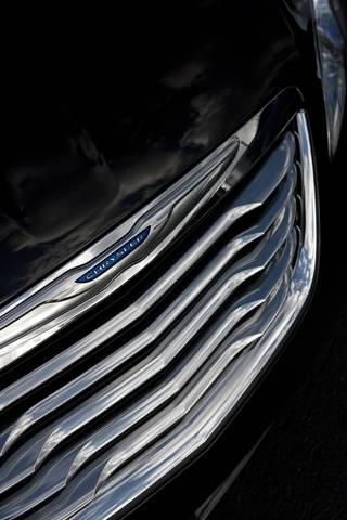 Chrysler 200 teaser
