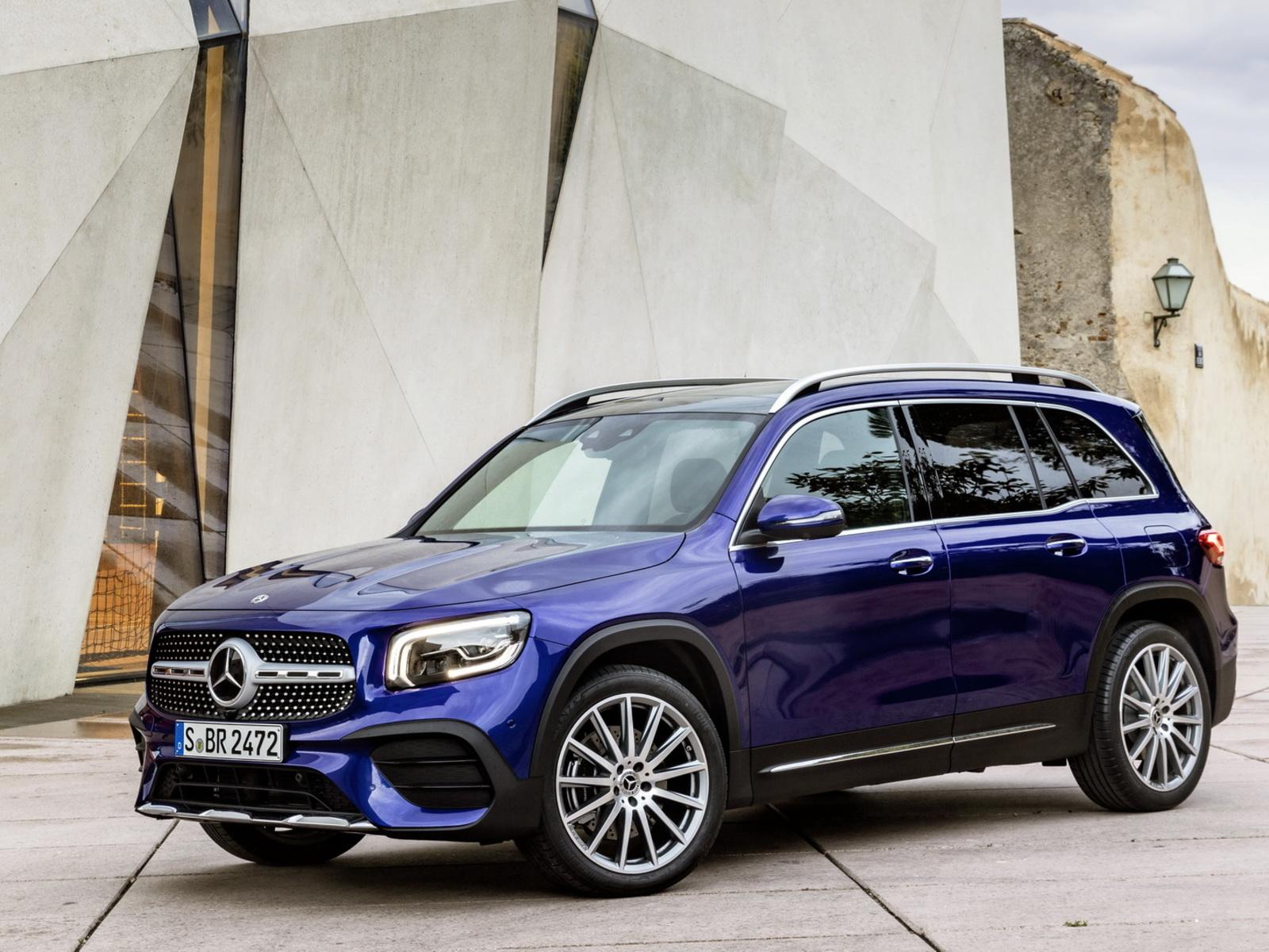 Mercedes GLB: i prezzi in Germania