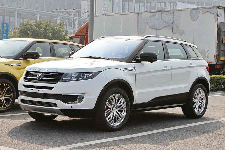 La Land Rover Vince La Causa Contro Il Clone Cinese