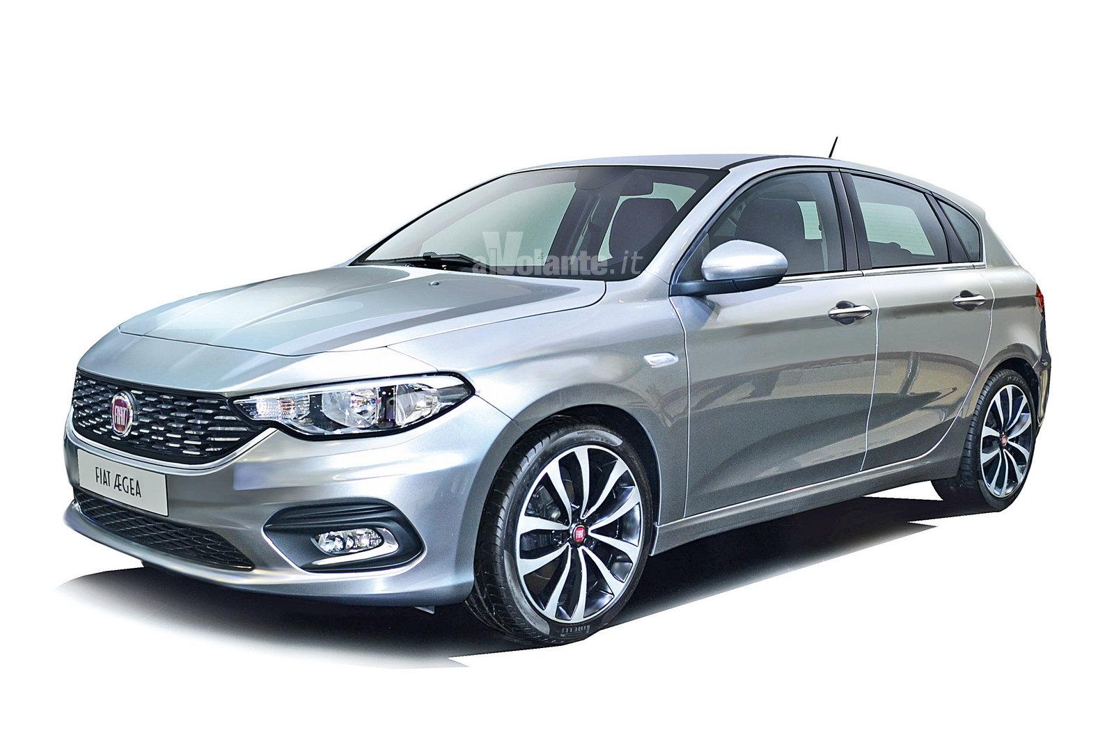 Foto - Fiat Aegea: nel 2016 anche wagon e 5 porte