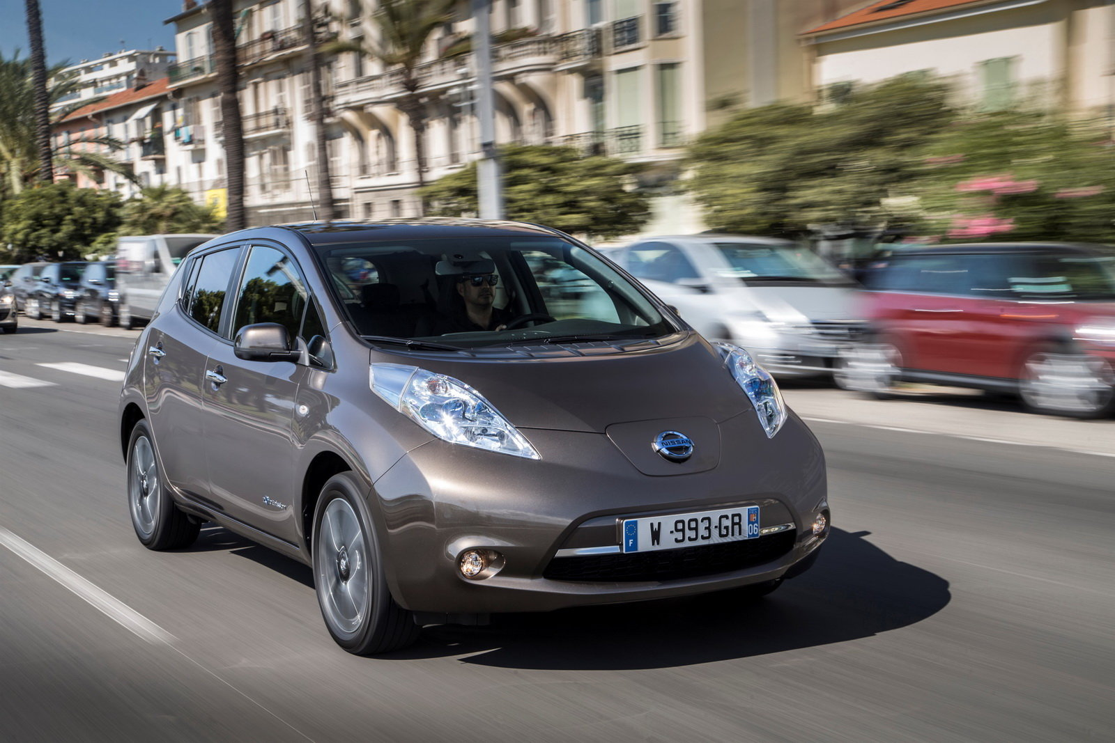 Schema Elettrico City 250 : Nissan leaf: lautonomia passa a 250 km