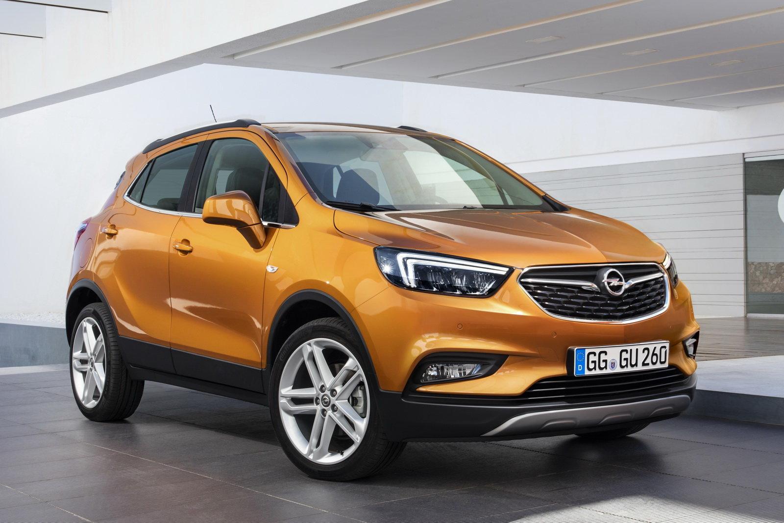Opel Mocca