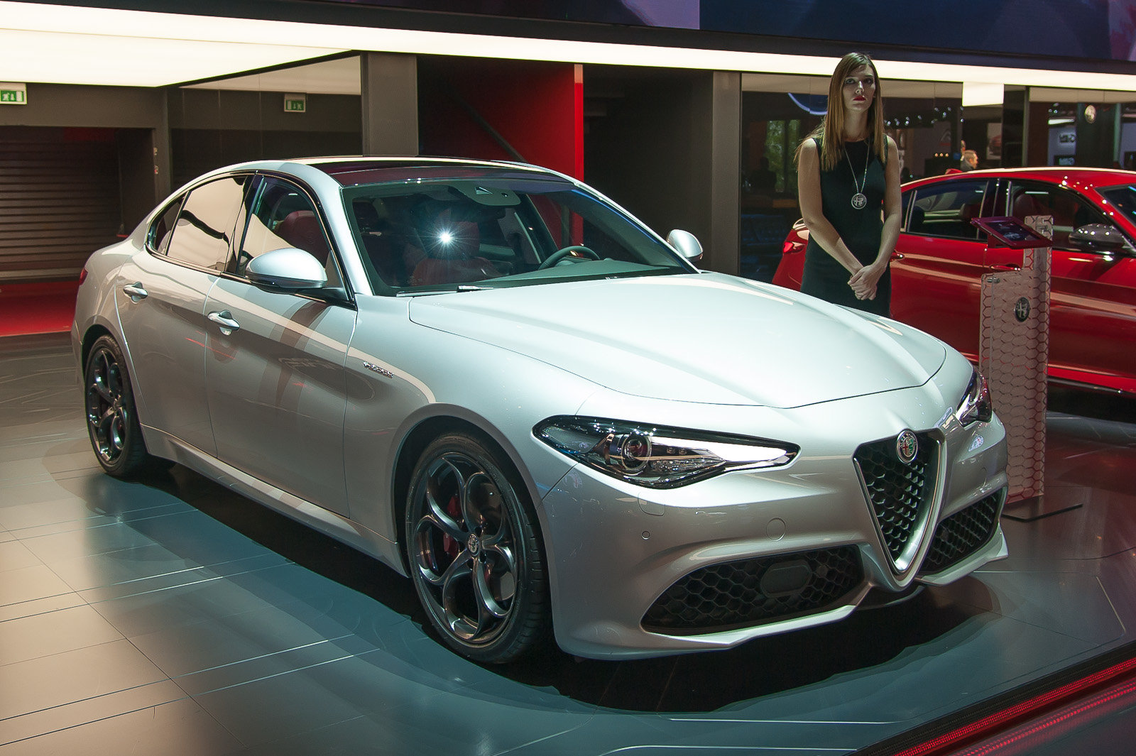 Alfa Giulia Veloce >> Alfa Romeo Giulia Veloce Cuore Sportivo