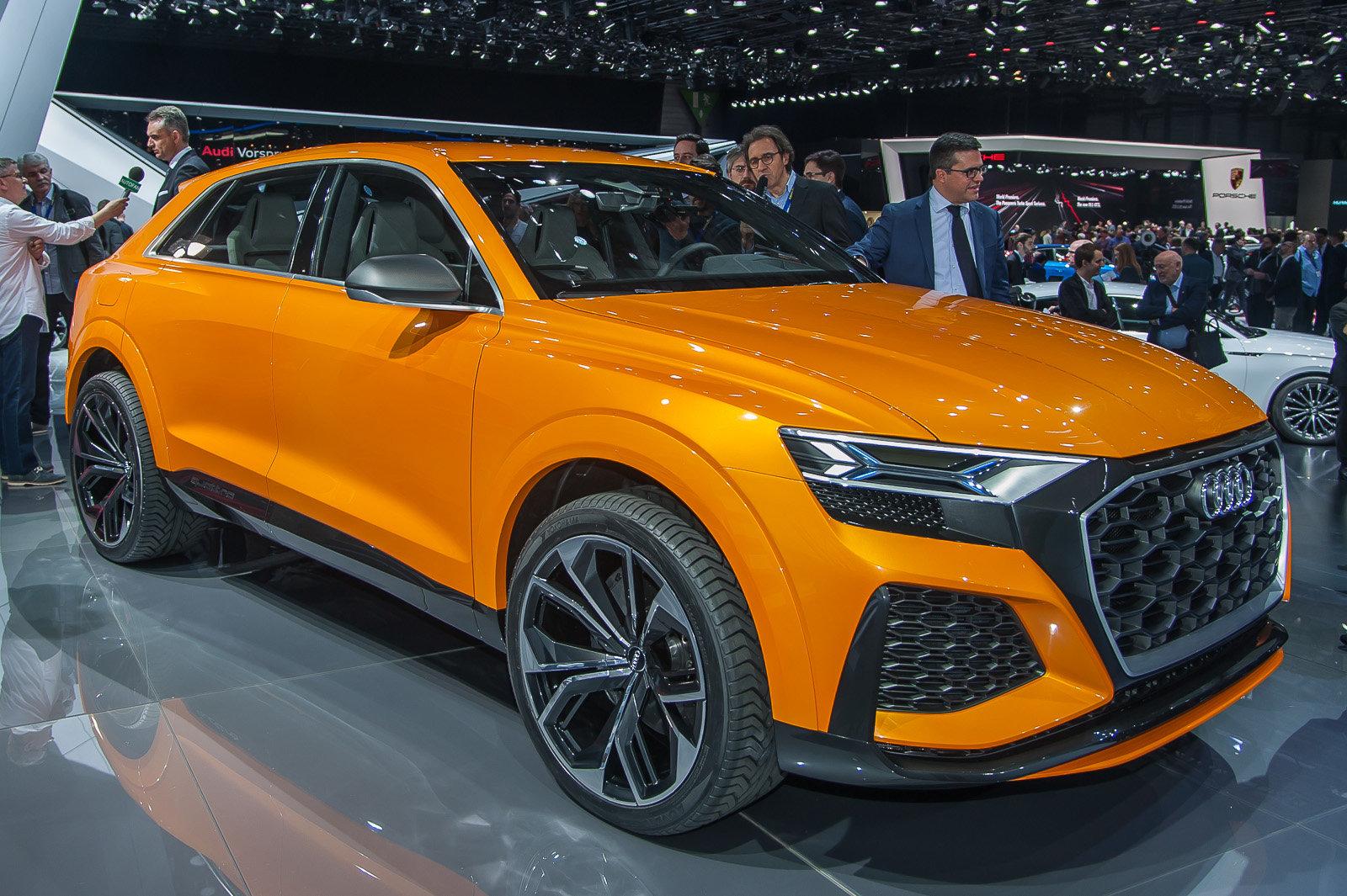 Foto Audi Q8 Sport Concept Pi 249 Vicina Alla Produzione