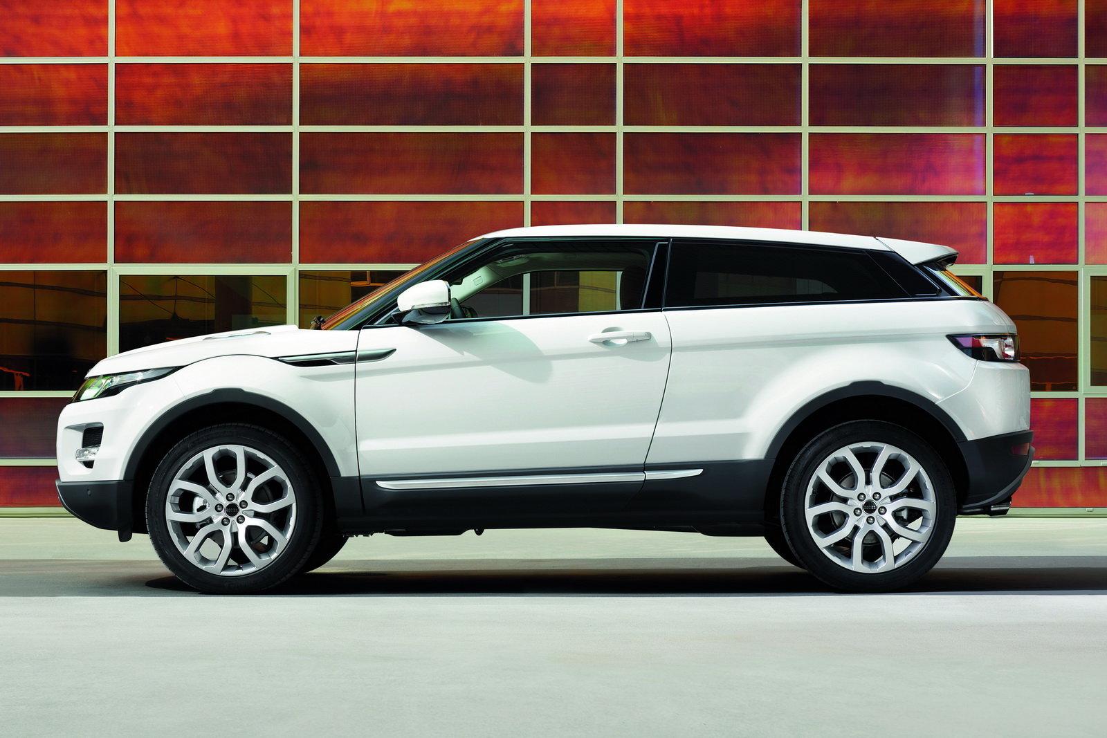 2 Door Range Rover >> Foto - Range Rover Evoque, svelati gli interni