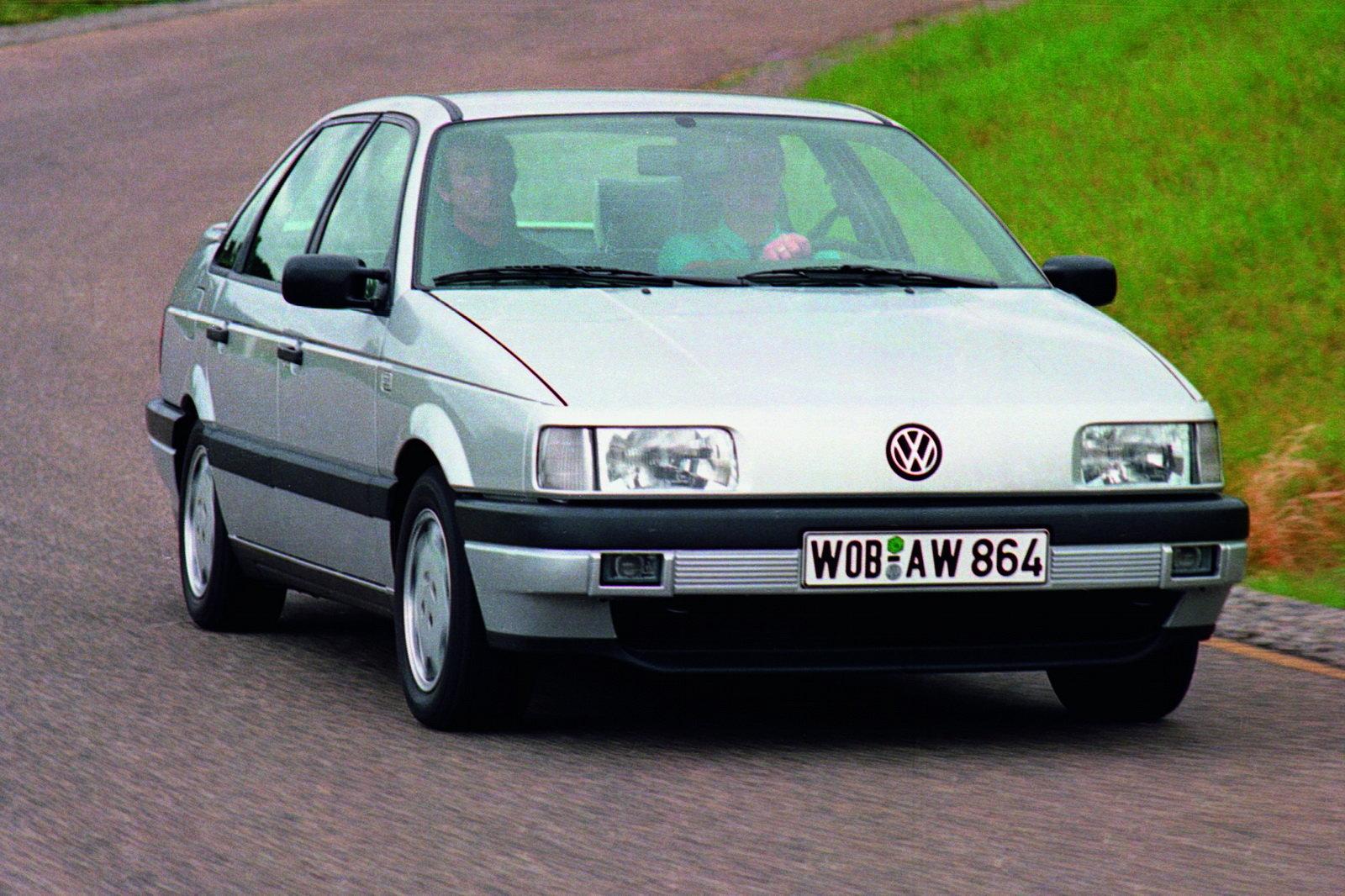 volkswagen passat anni 80