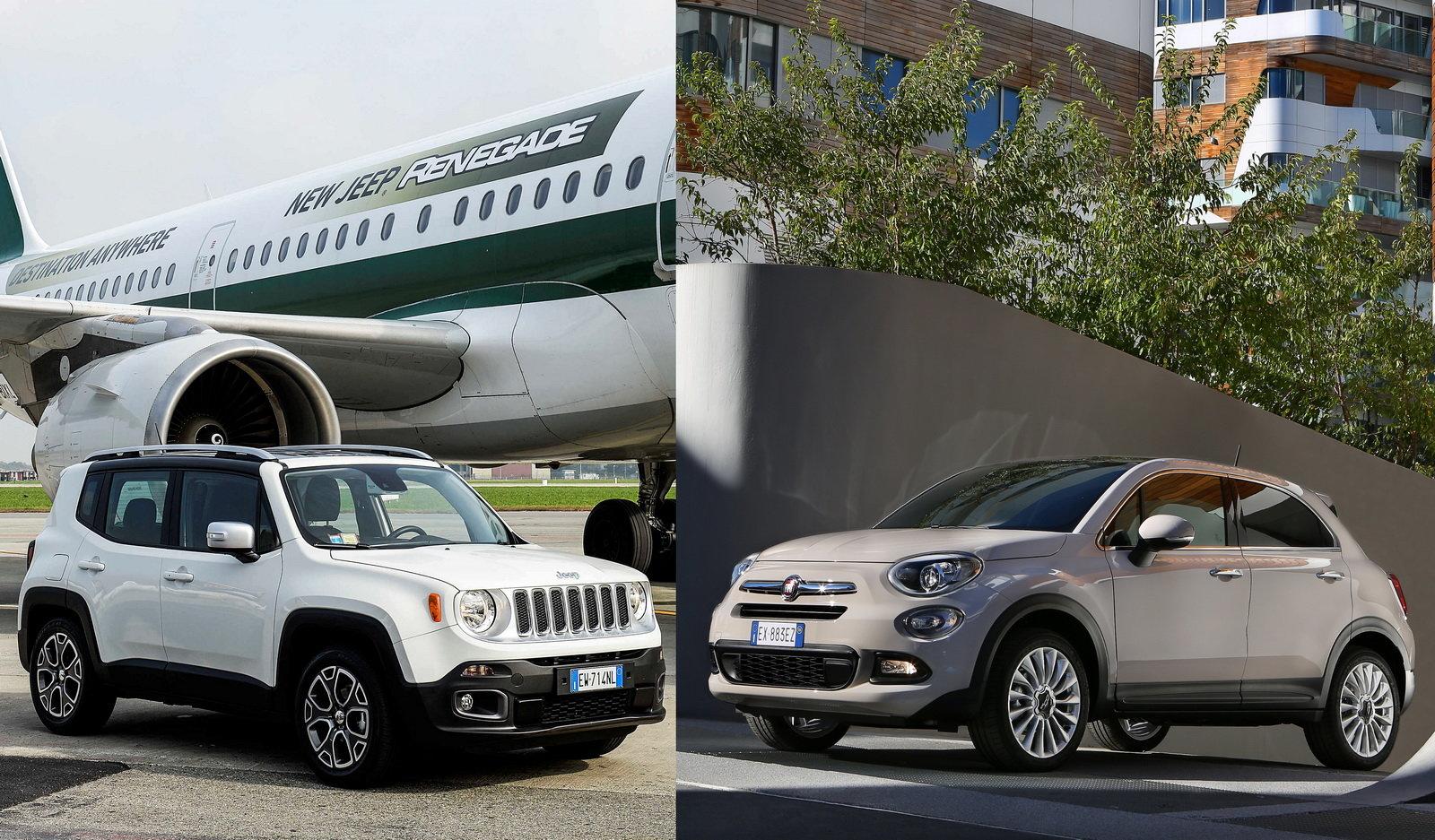 Fiat 500X e Jeep Renegade: quale preferisci? Fiat Punto Quadro Impazzito on