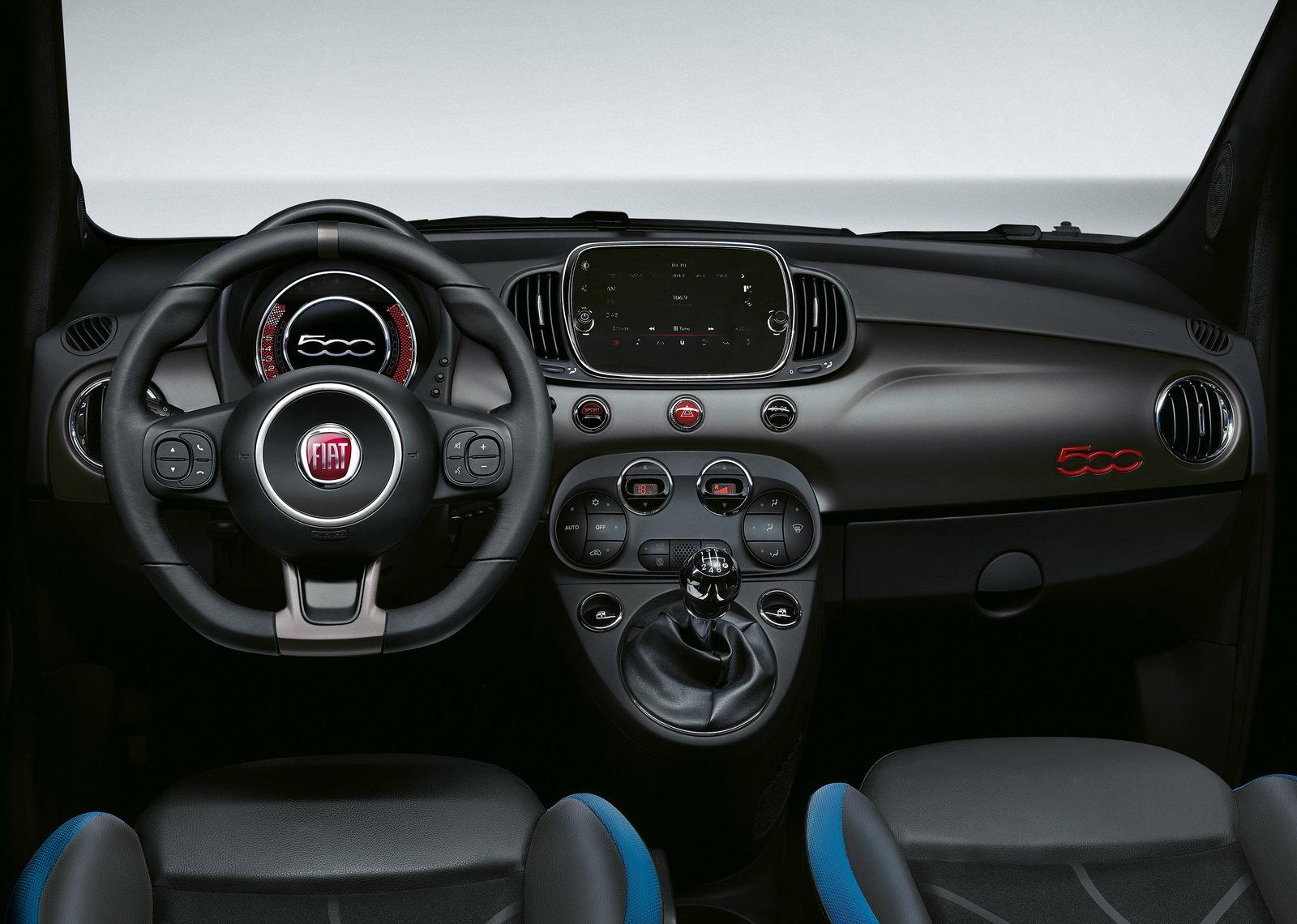 Fiat 500 Sport >> Foto - Entra a listino la Fiat 500S